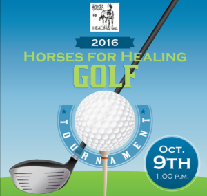 2016 Horses for Healing Golf Tournament