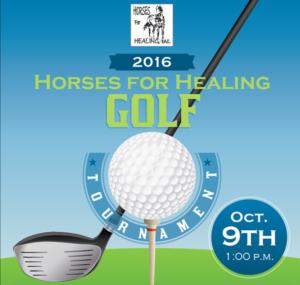 2016 Horses for Healing Golf Tournament