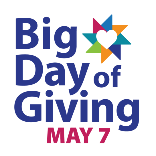 Big Day of Giving - May 7