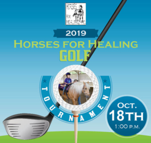 2019 Horses for Healing Golf Tournament
