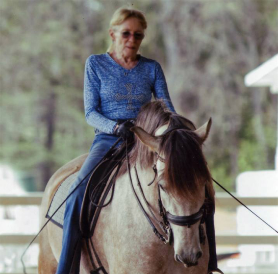 In Memoriam: Norma Harris, Horses for Healing Founder