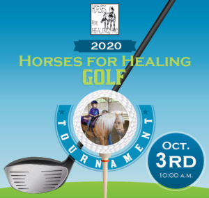 2020 Horses for Healing 9-Hole Golf Tournament - Oct. 3rd
