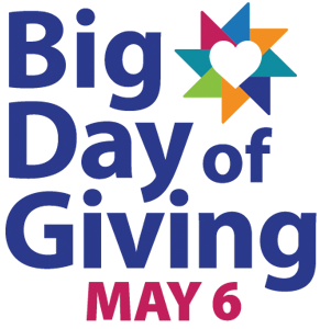 Big Day of Giving - May 6